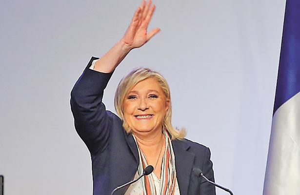 Crisis entre dos Le Pen amenaza las ambiciones de poder del FN en Francia