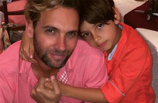¿Pato Borghetti mueve 'palancas' para que su hijo sea Luis Miguel?