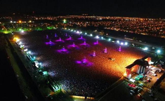 Dos muertos durante estampida en concierto en Argentina