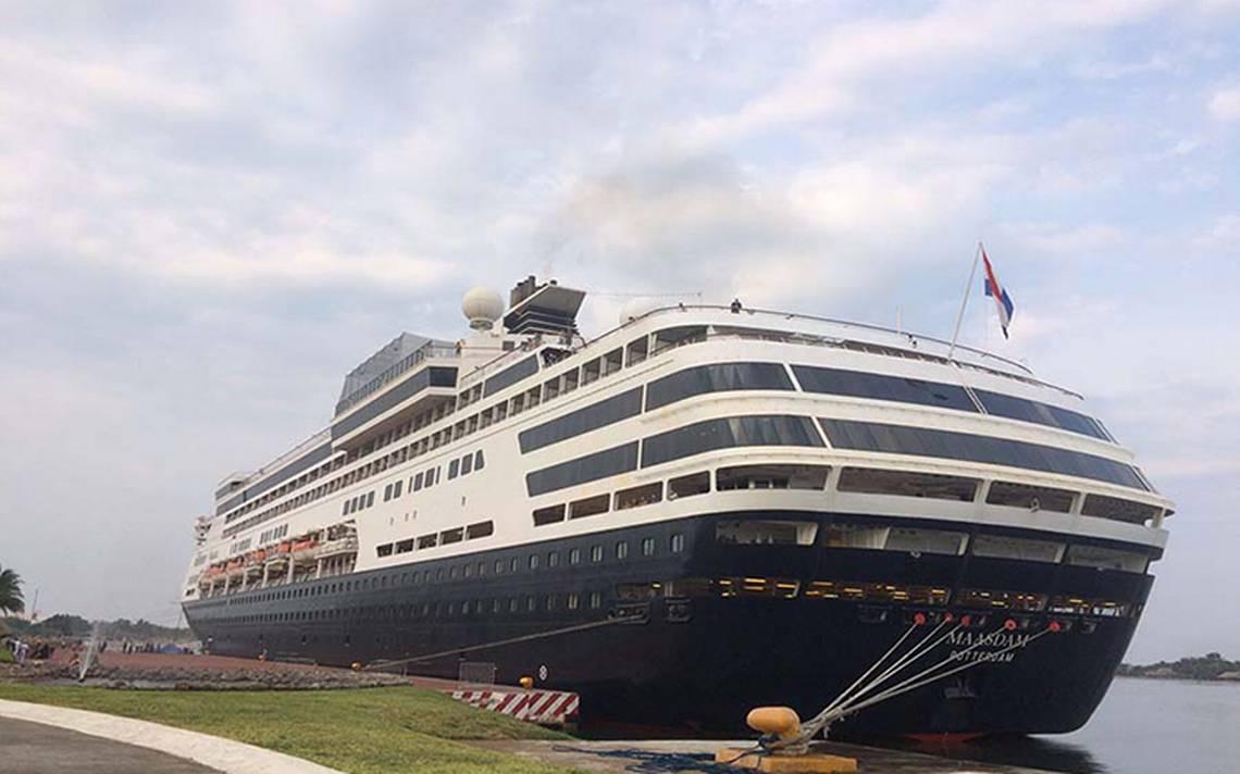 Inicia temporada de cruceros en Puerto Chiapas