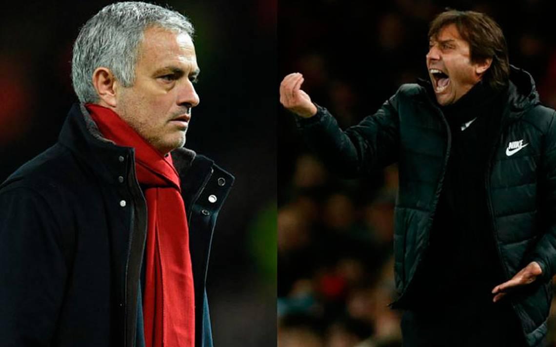 Sigue la pelea entre Conte y Mourinho: 'padece demencia senil'