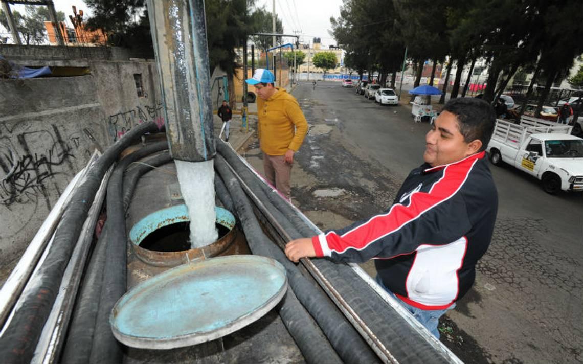 PAN denuncia sabotaje en válvulas de agua; señala a seguidores de Morena