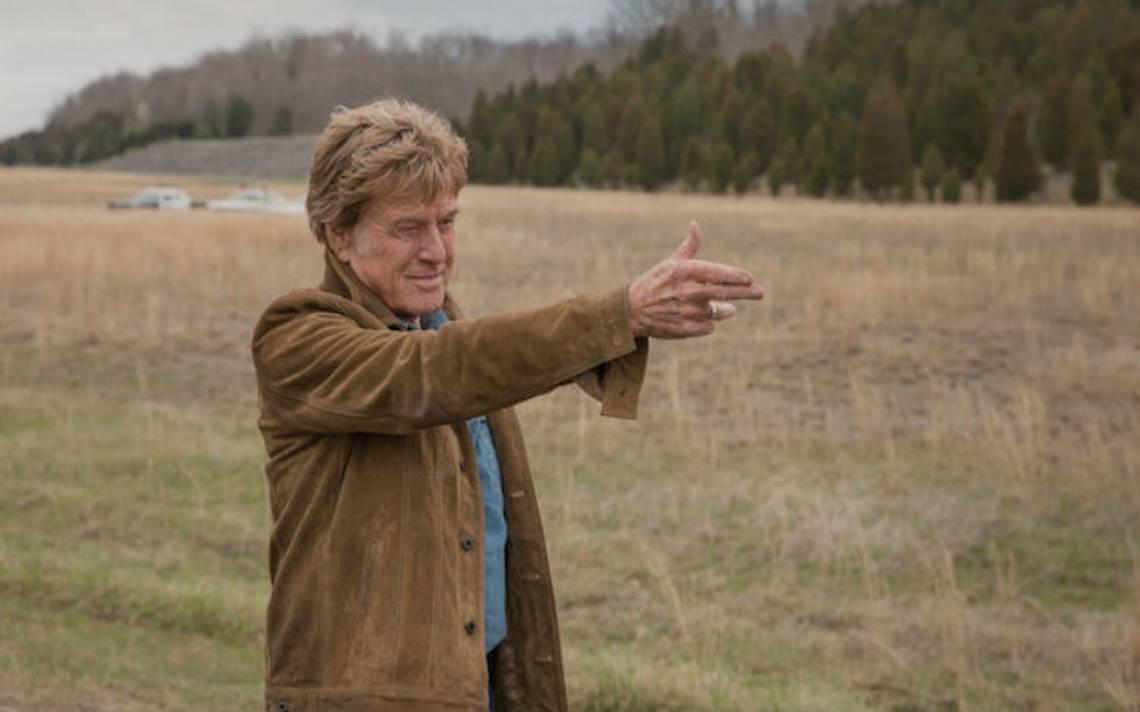 Con aventuras entre bandidos, Robert Redford le dice adiós a la actuación