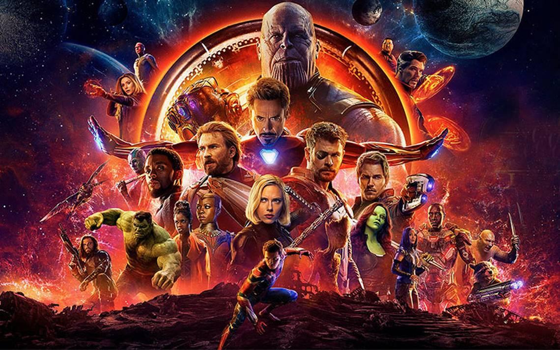 """""""Avengers: Infinity War"""" rompe todos los rA�cords: se convierte en la cinta mA?s taquillera de EU"""