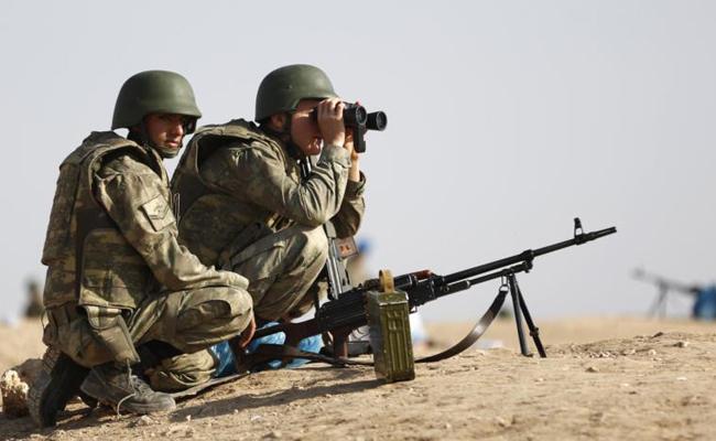 Fuerzas turcas abaten a 33 yihadistas en el norte de Siria