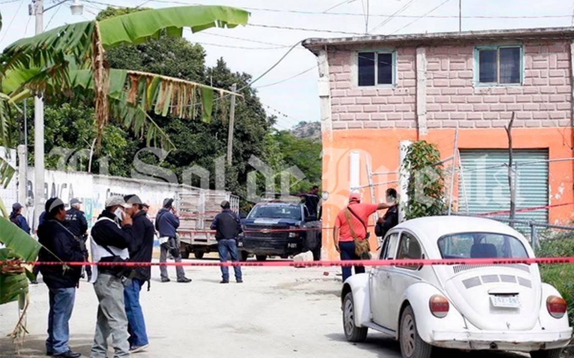 Asesinan a balazos a tres policías en Huehuetlán El Grande, Puebla