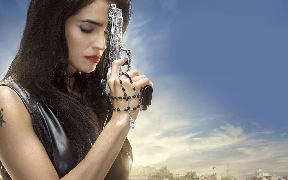 Rosario Tijeras es como Batman, afirma Bárbara de Regil