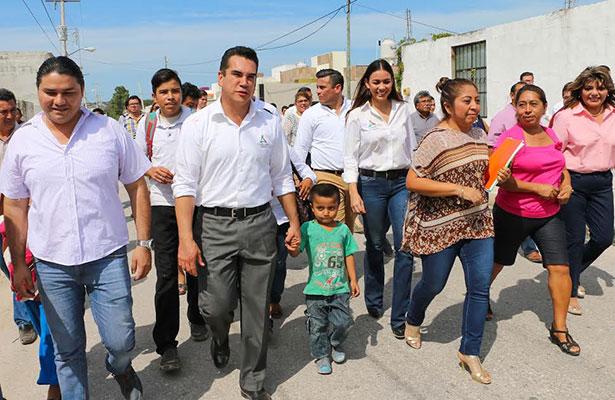 Inaugura Alejandro Moreno obras de infraestructura hídrica
