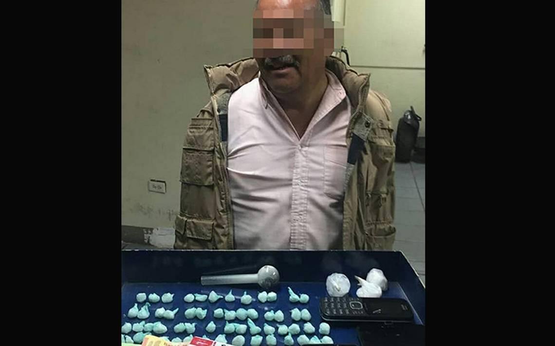 Vinculan a proceso a periodista que cargaba dosis de metanfetaminas en Sonora