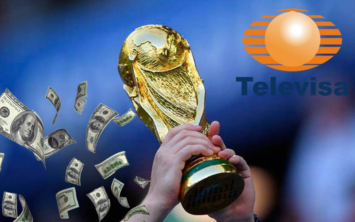 Televisa, demandada en NY por sobornos para transmitir mundiales