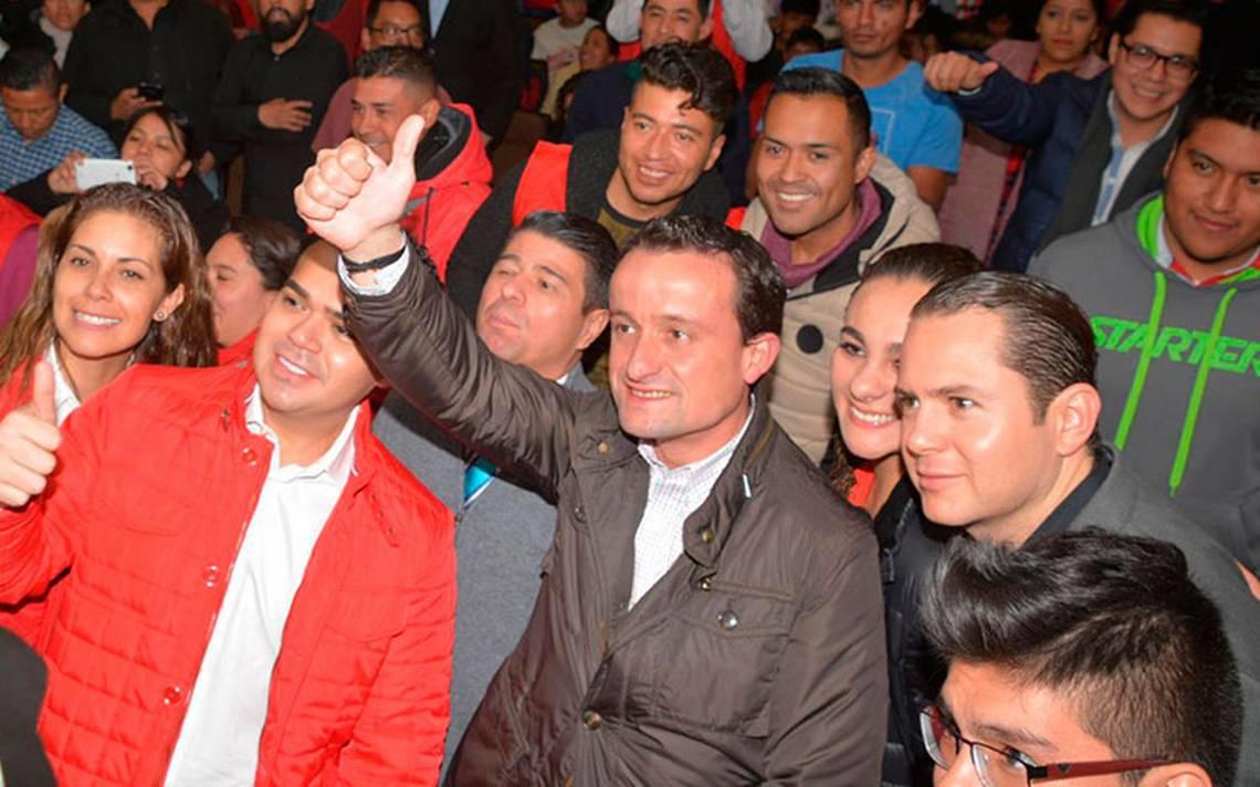 Promete Mikel Arriola escuchar y atender necesidades de los jóvenes capitalinos