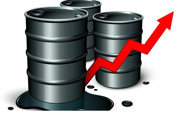 Barril de crudo toca máximo de un mes y se acerca a 55 dólares por suministros ajustados