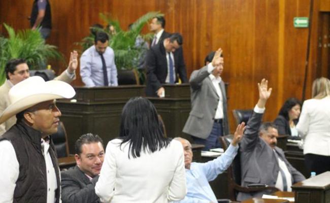 Aprueban reelección de diputados en Morelos