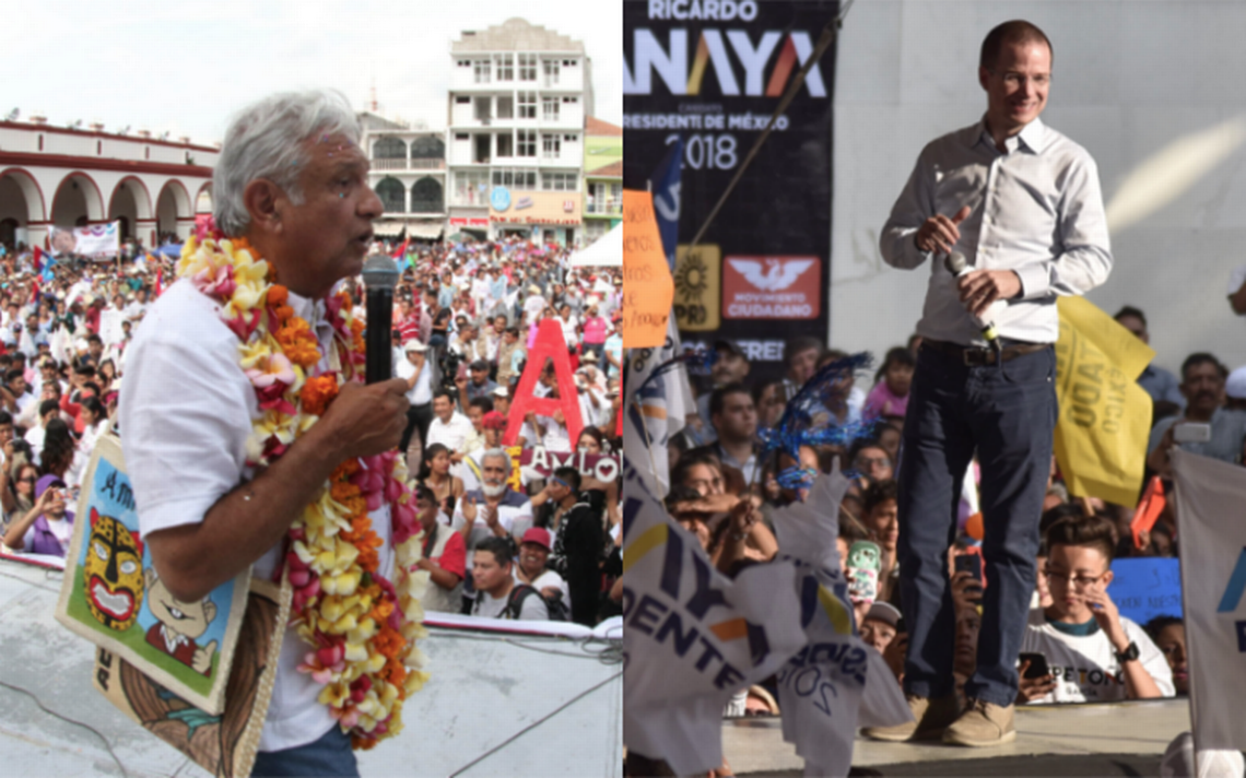 Anaya rechaza pactos de impunidad; AMLO insiste en diálogo plural