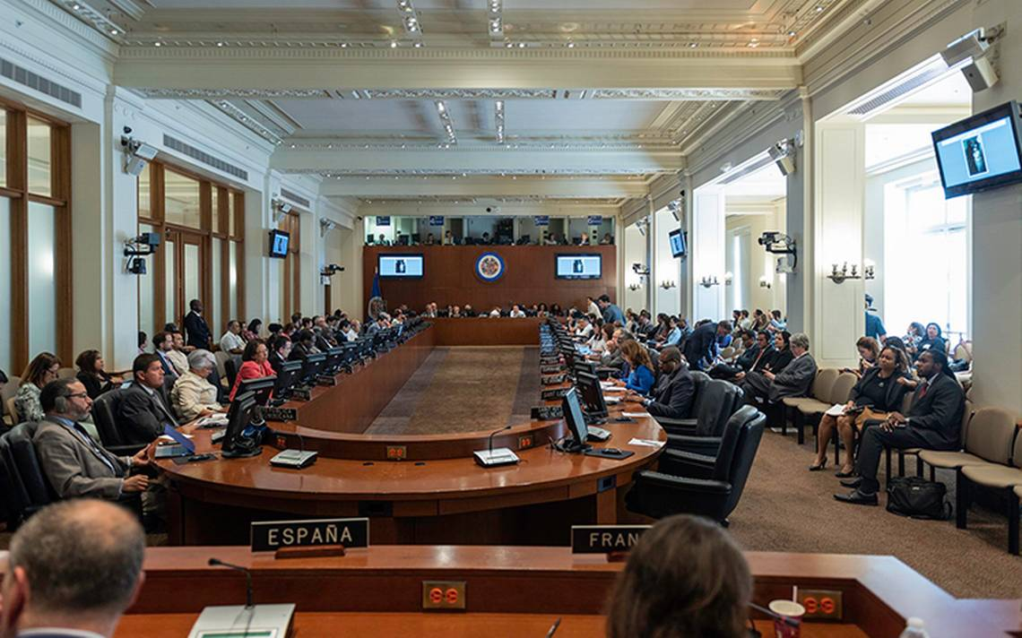 OEA aprueba formar inédito Grupo de Trabajo para solucionar crisis en Nicaragua