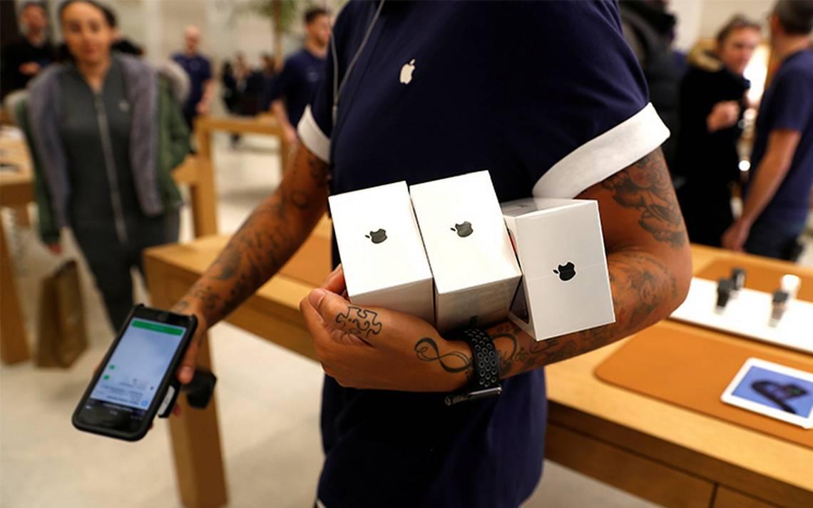 Reducción en producción de iPhone X provocará caída de acciones de Apple