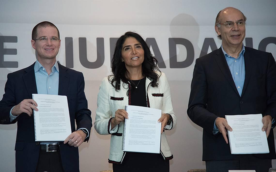 Frente Ciudadano por México obtiene registro del INE