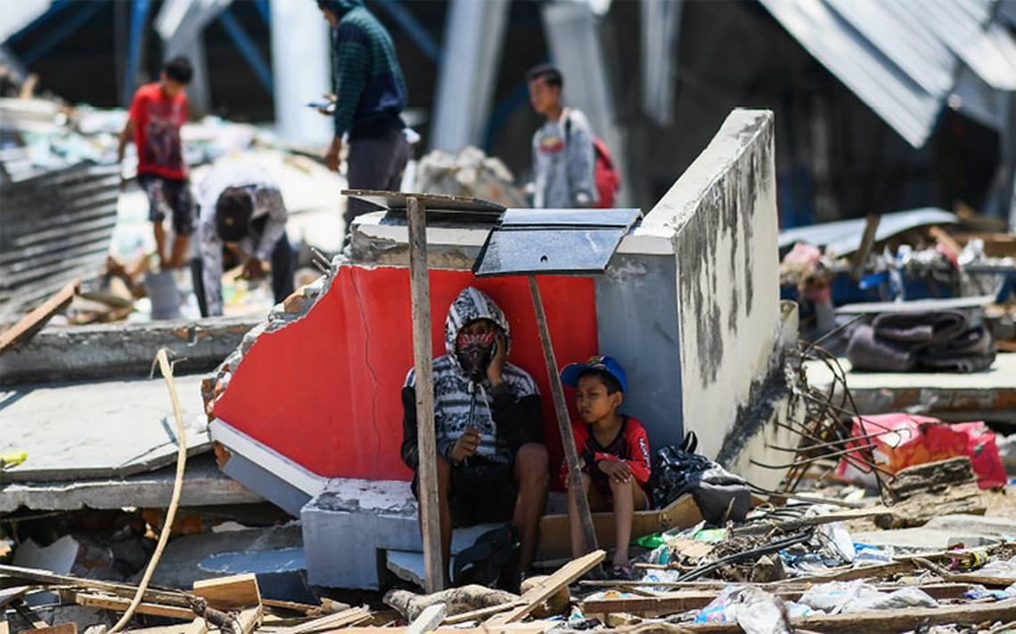 Palu, una ciudad zombie tras el sismo y tsunami