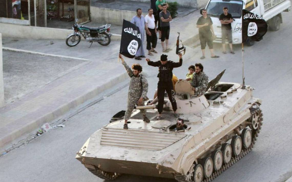 Rusia arremete de nuevo contra EU, afirma que coopera con yihadistas en Siria