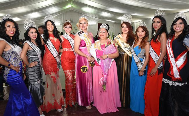 [Galería] Internas de Almoloya de Juárez celebran ¡certamen de belleza!