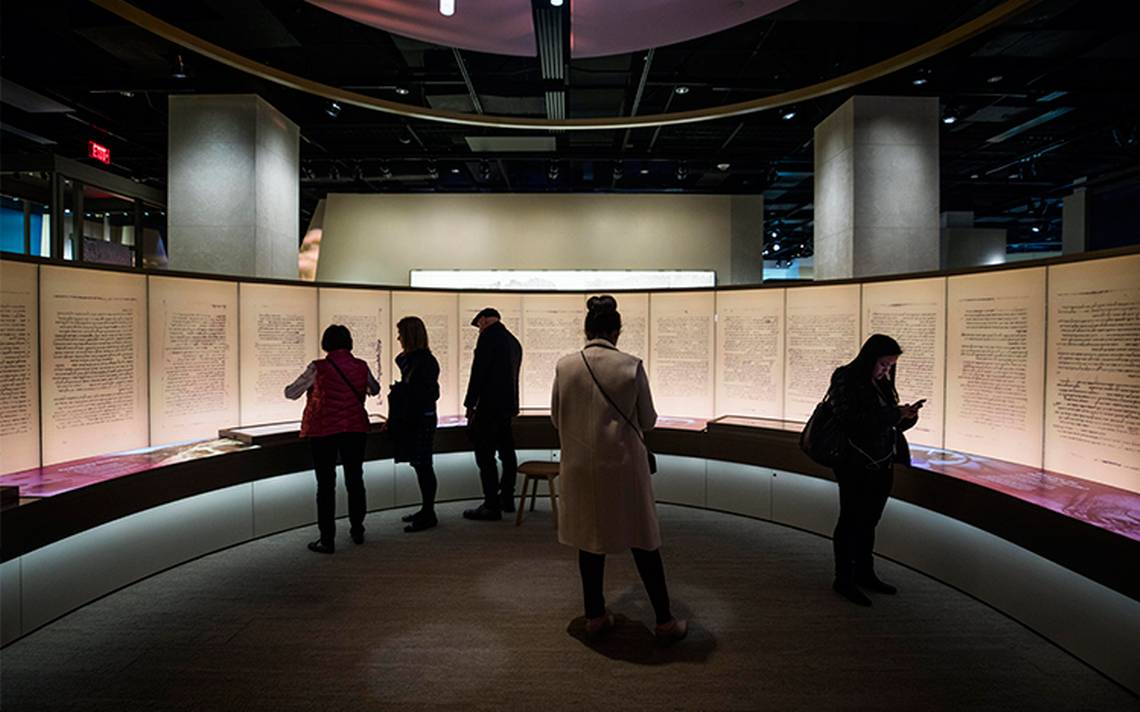 Inauguran en EU el primer museo dedicado a la Biblia