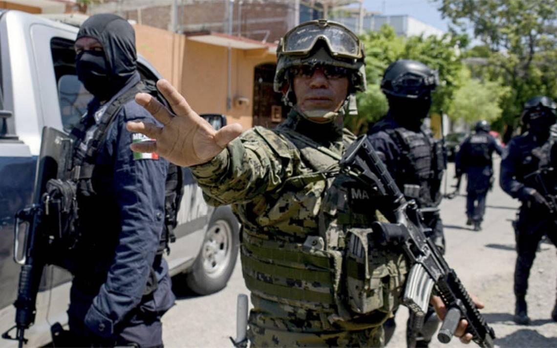 Marina toma control de seguridad en Acapulco