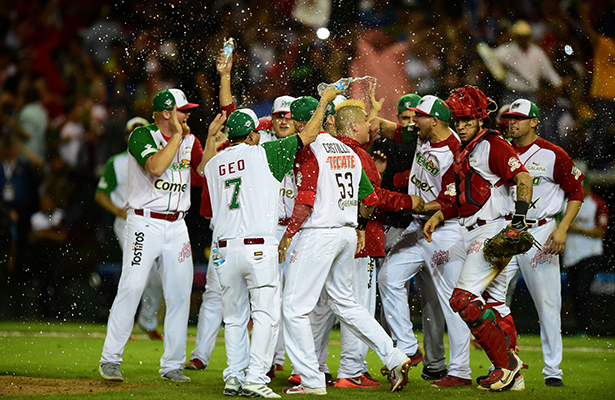 México avanza a la final de la Serie del Caribe