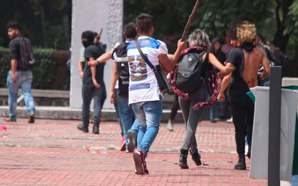 Cae en Edomex a otro implicado en agresión a estudiantes en CU; suman 12 detenidos