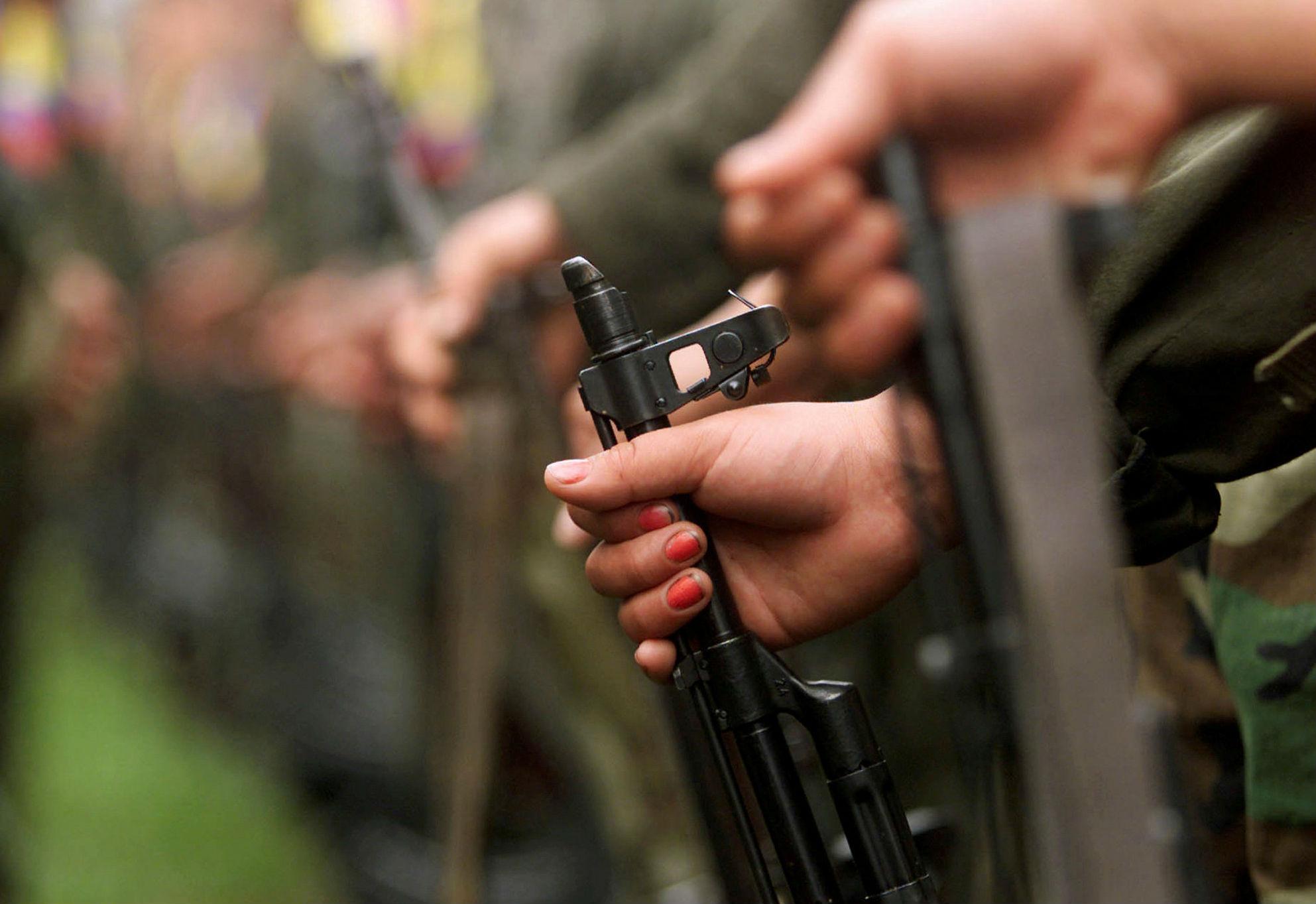 Las FARC arranca la recta final de su desarme en Colombia