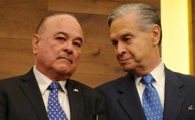 Derbez y Ruffo respaldan alianza con PAN-PRD; anuncian reunión con Anaya