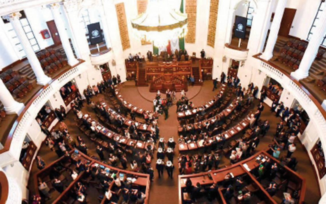 Actual Asamblea capitalina, la más costosa en la historia de este órgano