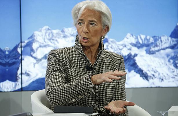 Exhorta FMI a países ricos a aumentar la productividad