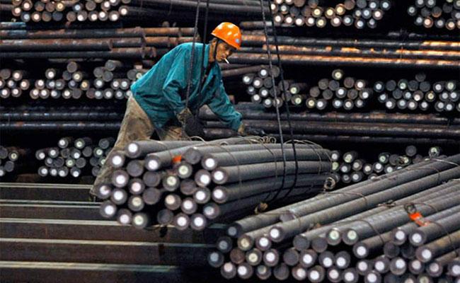 Disminuyeron 20% las importaciones de acero chino a México
