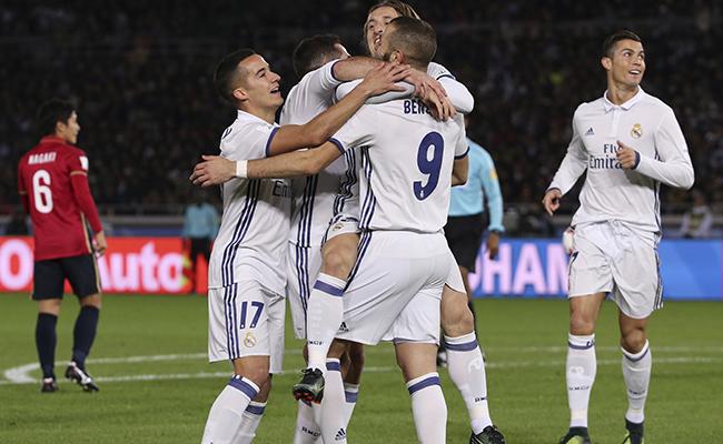 Real Madrid rompe récord con ¡40 partidos invictos!