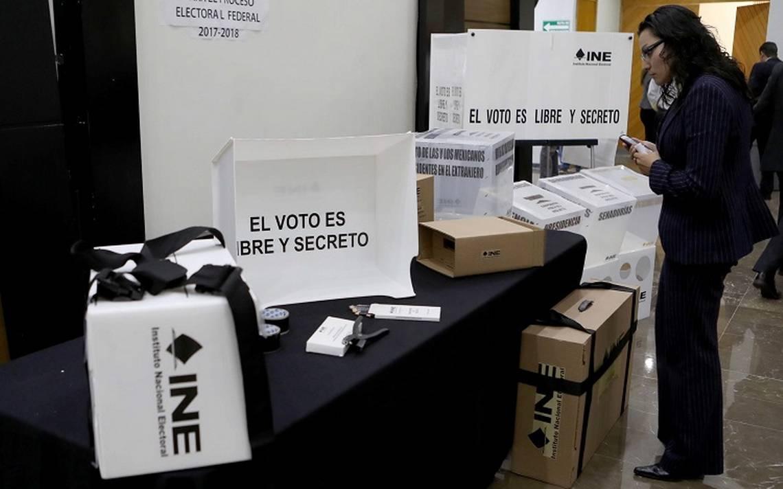 ¿Qué pasará con la toneladas de material electoral del 1 de julio?