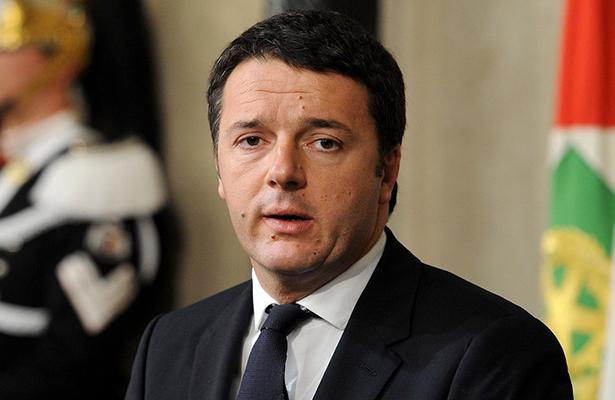 Matteo Renzi presenta hoy su renuncia al jefe de Estado