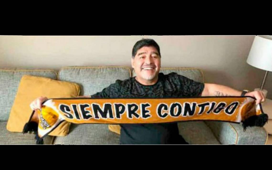 Maradona enfrenta un problema en México: ¡se queda sin casa!