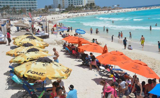 Más de 35 millones visitaron México; el octavo país más turístico del mundo