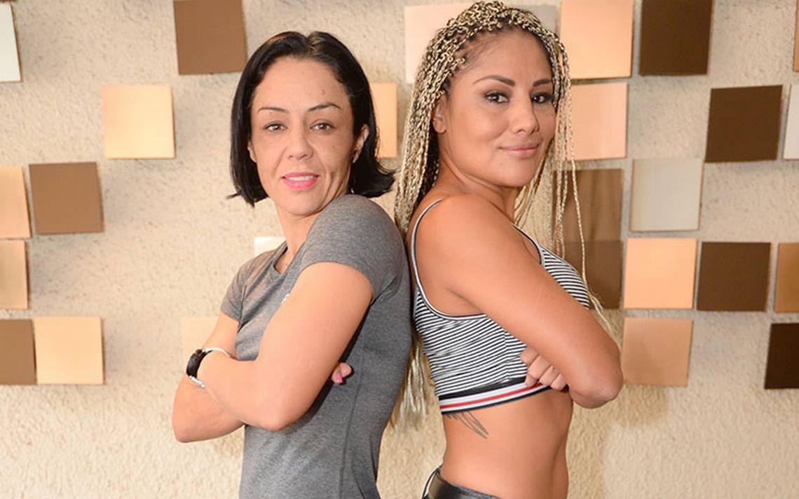 Jackie Nava y Mariana Juárez comparten cartelera en la Arena Cd. de México