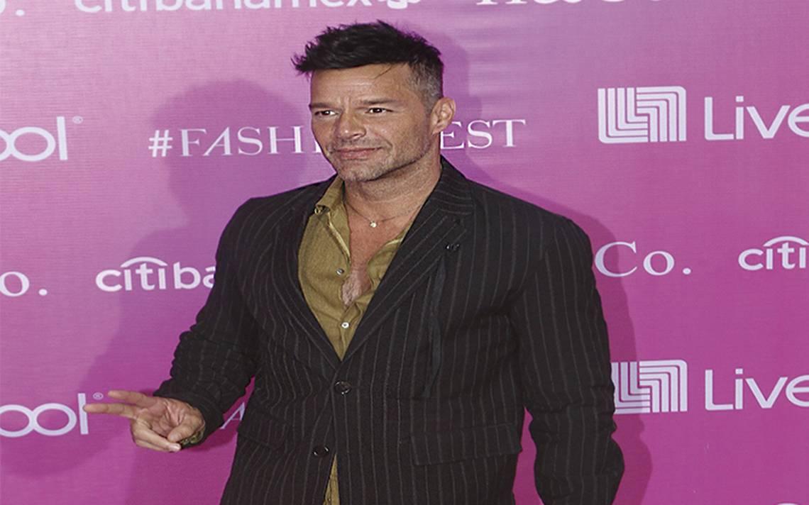 He logrado todo lo que me he propuesto: Ricky Martin
