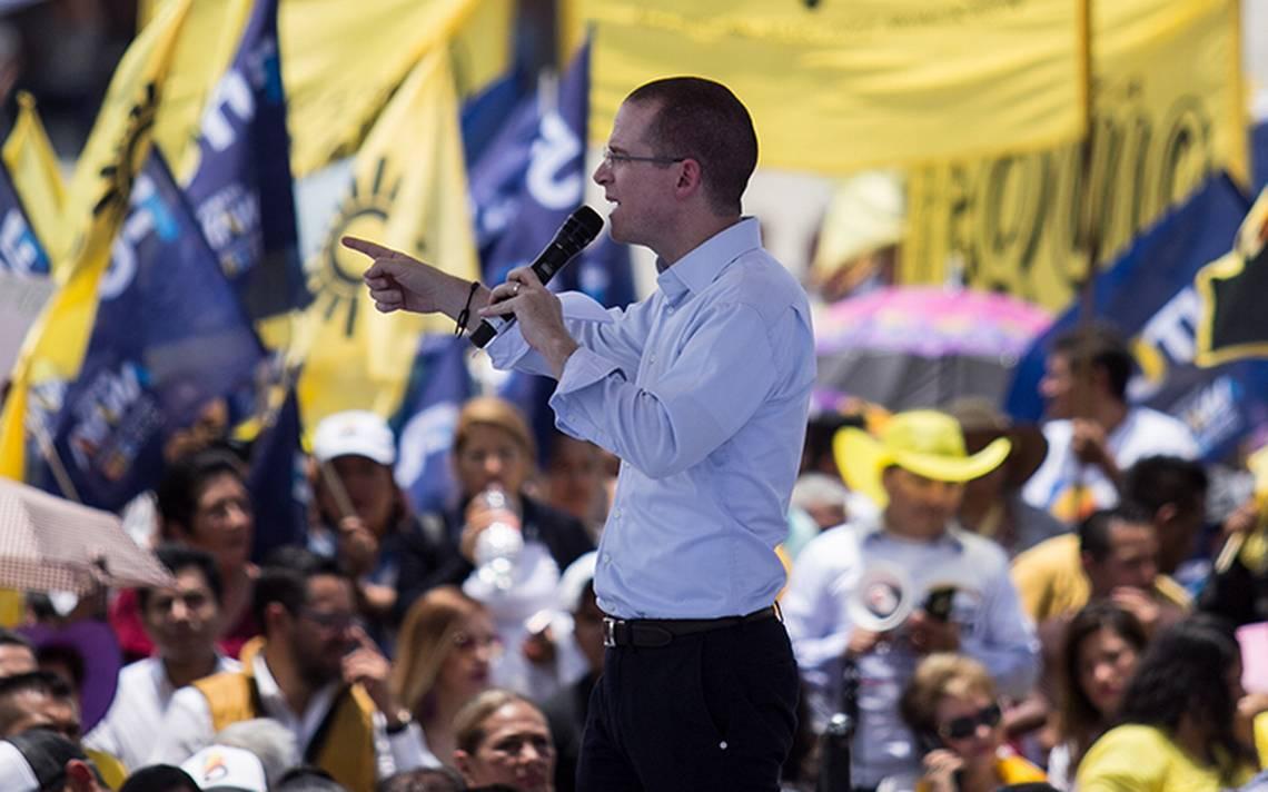Inviable incrementar IVA a medicinas y alimentos: Ricardo Anaya