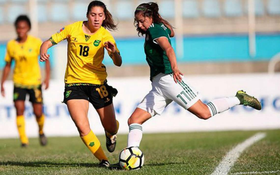 México inició con el pie derecho el Pre-Mundial Sub-20