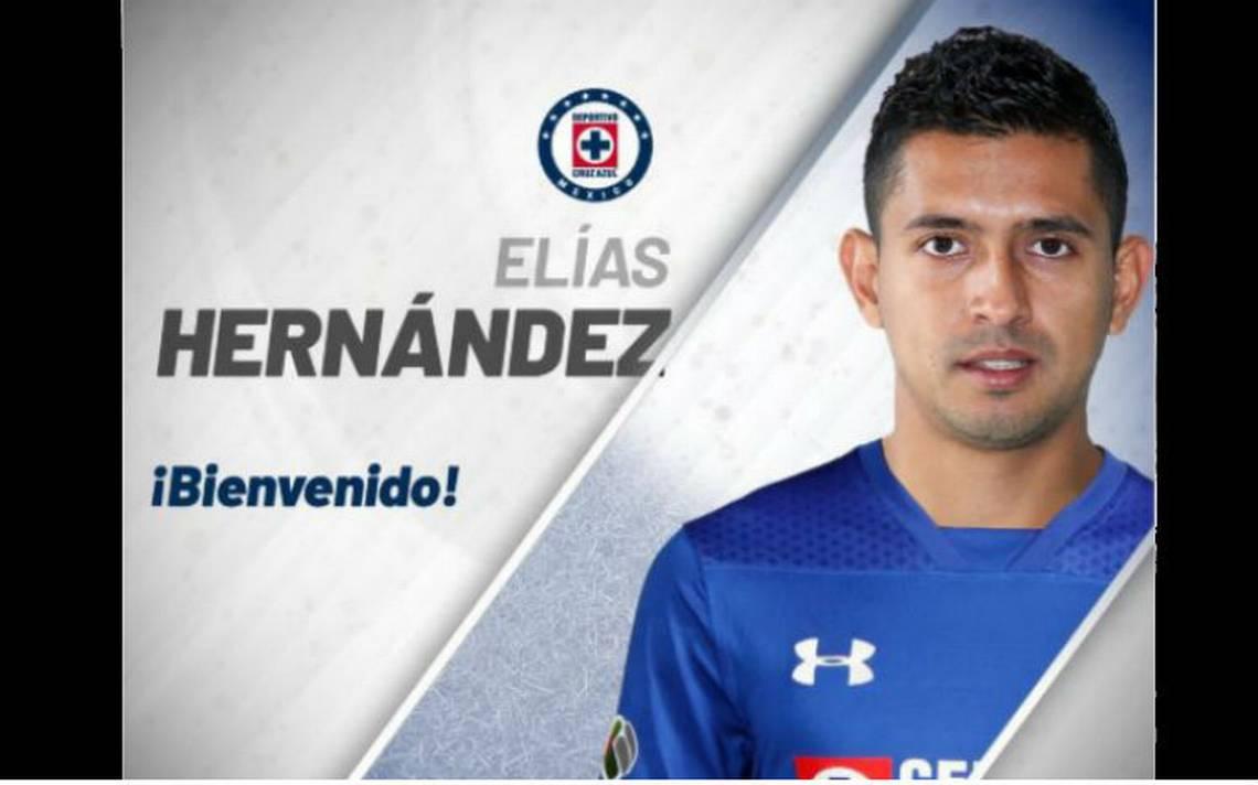 Oficial: Elías Hernández es jugador de Cruz Azul
