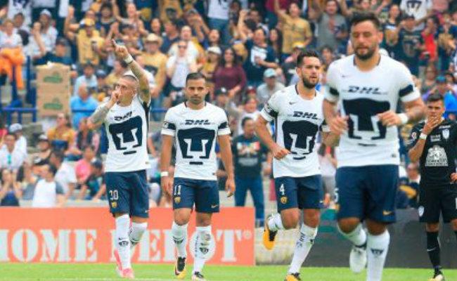 "[Video] Golazo de ""Nico"" Castillo le da la victoria a los Pumas"