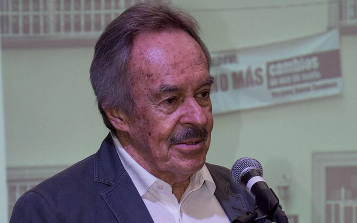 Muere el Doctor René Drucker, promotor de la ciencia en México