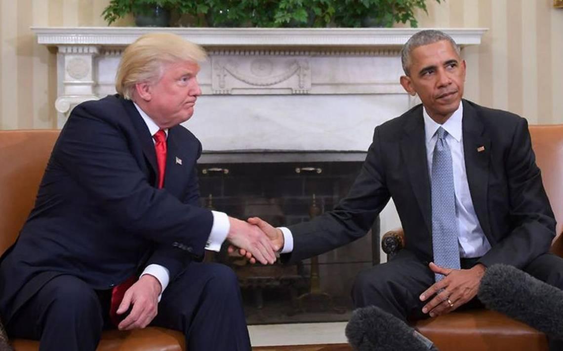 Trump culpa a Obama por no actuar contra ataque cibernético ruso en 2016