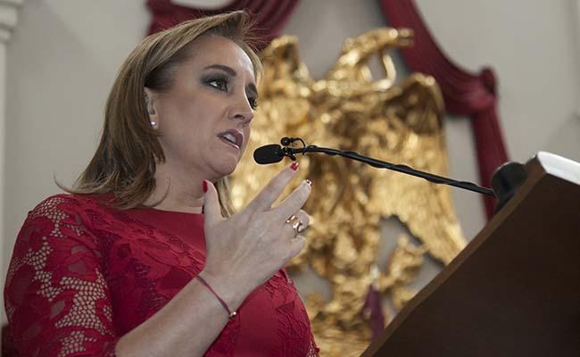 Ruiz Massieu, nueva secretaria de Organización del CEN del PRI