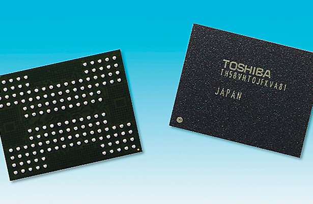 Apple, Amazon y Google entre los interesados en unidad de chips Toshiba