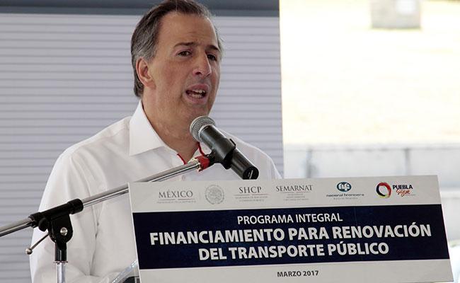 """""""Negociación del TLCAN en buenos términos"""", confía Meade en beneficios compartidos"""