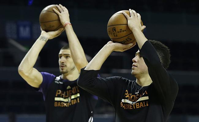 Durante visita a México roban cámara de los Phoenix Suns